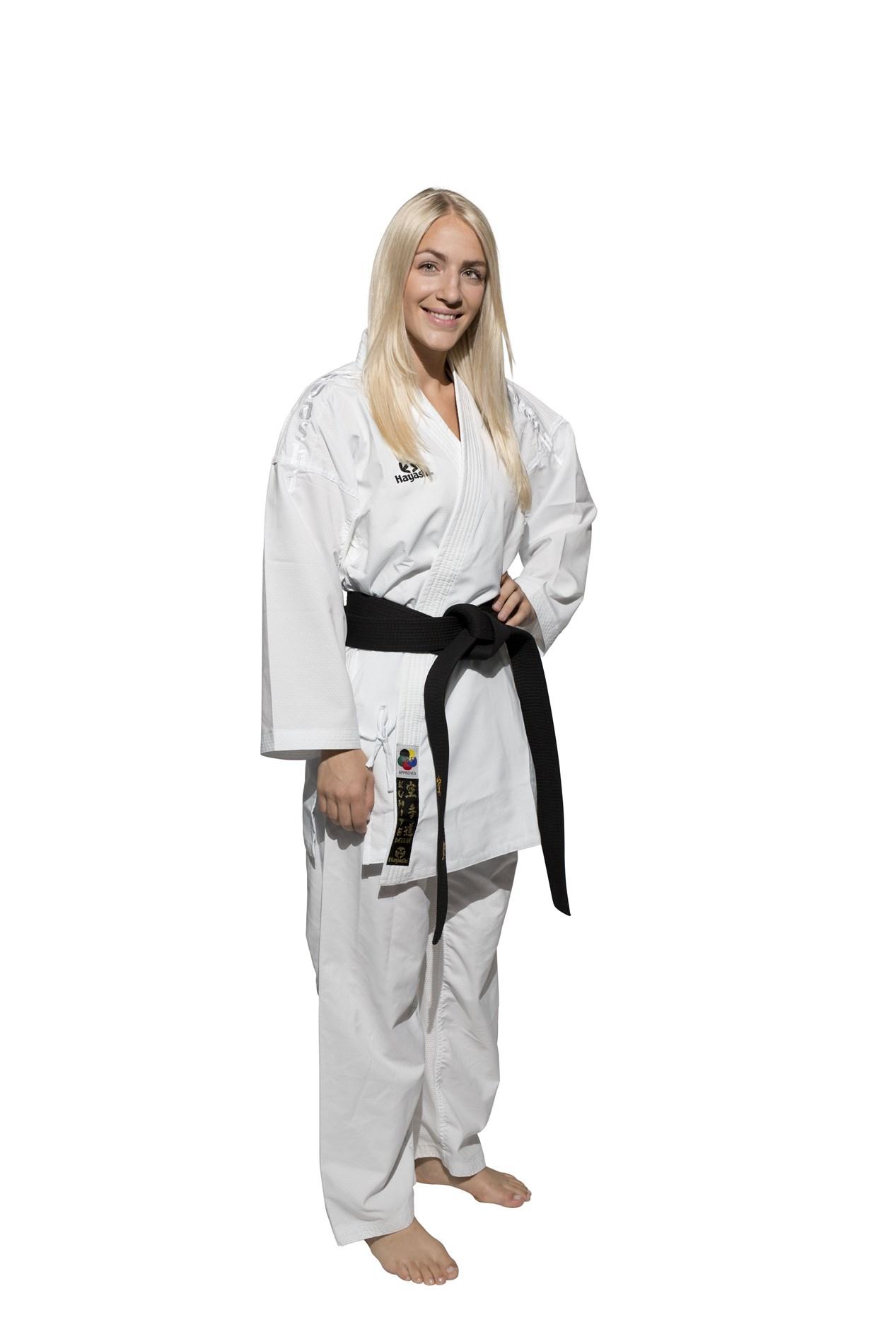 28b2266d59003 Hayashi WKF Deluxe Kumite Mesh Karate Elbisesi